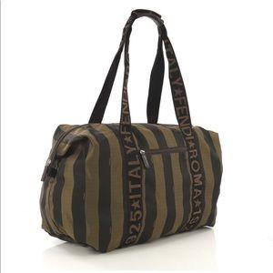 Fendi Bags - Fendi Vintage Logo Weekender bag